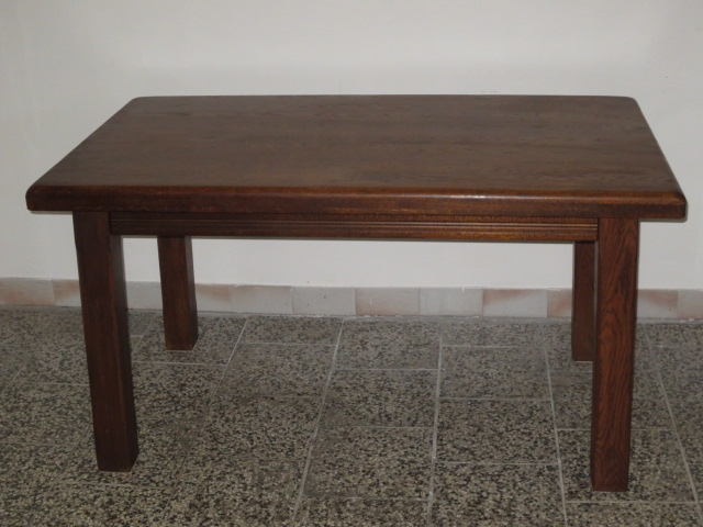 č.500 kuchyňský stůl obdelník 140x80 cm