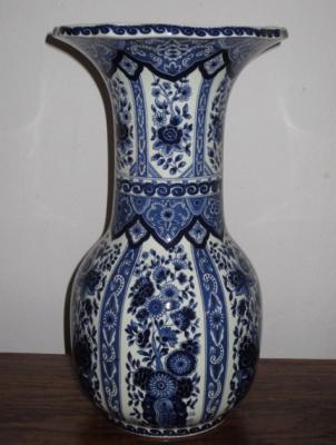 č.1727 porcelánová váza DELFTS