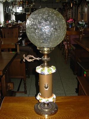 č.263 lampa stolní