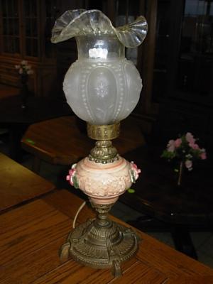 č.518 lampa stolní