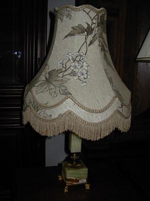 č.441 lampa stolní