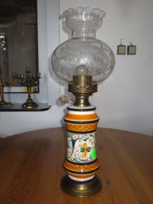 č.830 lampa stolní