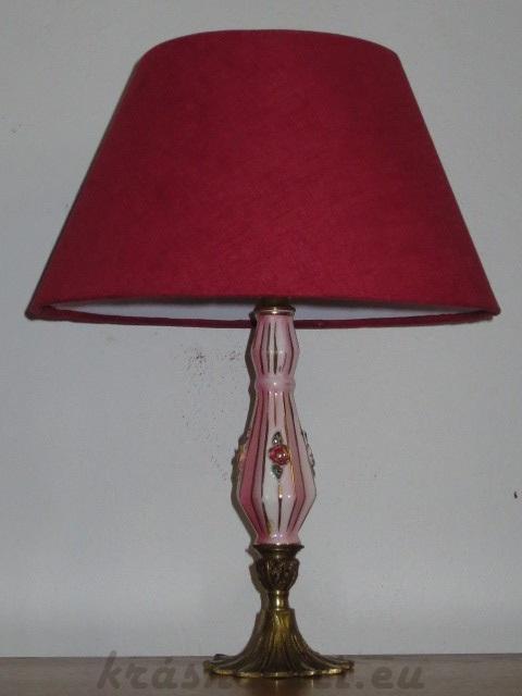 č.83 lampa stolní