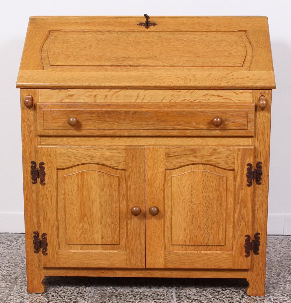 č.1216 komoda - psací stůl