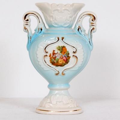 č.951 porcelánová váza - Itálie