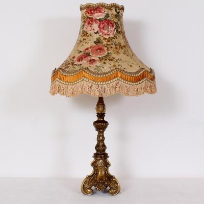 č.84 lampa stolní mosazná v 94 cm