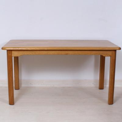 č.747 kuchyňský stůl masiv dub obdelník 150x80 cm