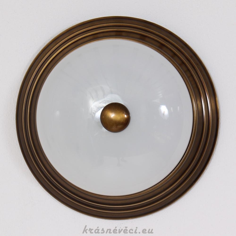 č.636 lampa závěsná, stropnice
