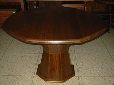 č.173 kuchyňský stůl osmihran 120x120 cm